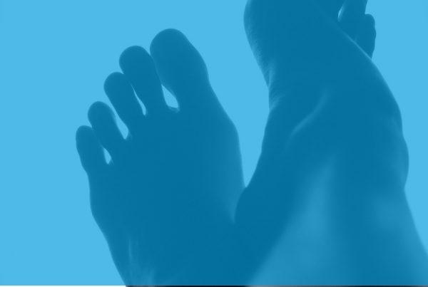 Autotratamiento para el dolor de la planta del pie